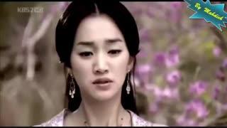 میکس زیبای امپراطور دریا یوم جانگ نازنینم ♥♥♥با آهنگ سکوت رامین بی باک ( تقدیمی تولد♥ سمیه♥ ماهم )♥