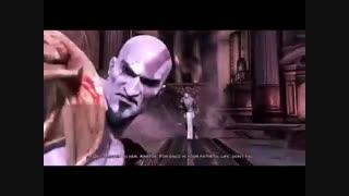 مبارزه با زئوس و گایا و ورود به دنیای تاریکی در بازی God Of War 3