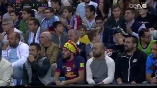خلاصه بازی: سلتاویگو 4 - 3  بارسلونا