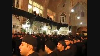 عزاداری بازار مظفریه تبریز (تاسوعا)