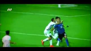 کلیپ جذاب از نایب قهرمانی نوجوانان ایران در آسیا (نود ۱۲ مهر)