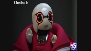 رونمایی از روبات Kirobo Mini تویوتا