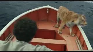 سینمایی Life Of Pi 2012 برنده 4 جایزه اسکار(دوبله فارسی)