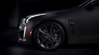 کادیلاک CTS-V مدل 2016 / رسانه تصویری وی گذر