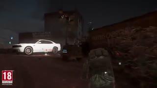 نمایش گیمپلی Ghost Recon Wildlands در شب / رسانه تصویری وی گذر