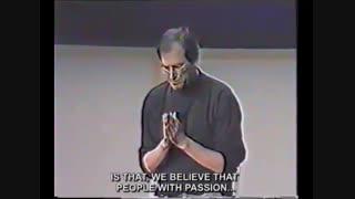 Steve Jobs on Marketing Mac