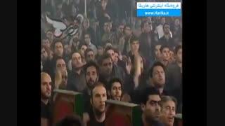 حاج محمود کریمی شب دوم محرم -حسین تو راهه