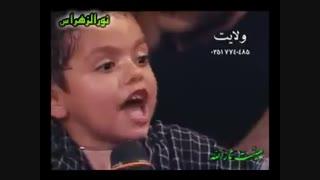 نوحه حضرت ابوالفضل توسط امیر عباس ناهیدی شاگرد حاج محمود کریمی