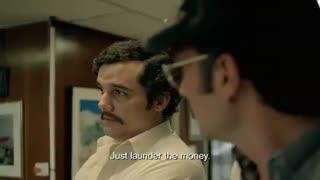 تریلر سریال narcos