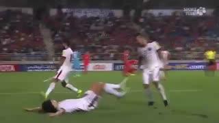 کره جنوبی ۳-۲ قطر