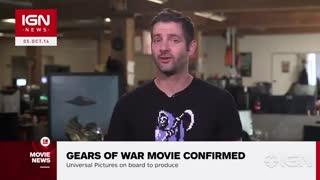 تایید ساخت فیلم Gears of War / رسانه تصویری وی گذر