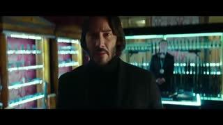 تیزر فیلم JOHN WICK 2 با حضور Keanu Reeves
