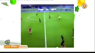 فوتبال ۱۲۰: اتفاقات جالب فوتبالی هفته - بخش دوم ۹۵/۰۷/۱۵