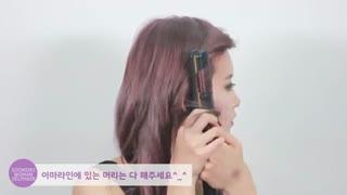 مدل موی کره ای خوشمل♡_♡