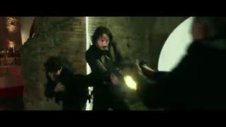 اولین تریلر کامل John Wick 2 با حضور Keanu Reeves