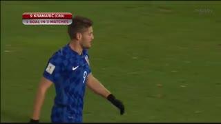 خلاصه بازی: فنلاند 0 - 1  کرواسی