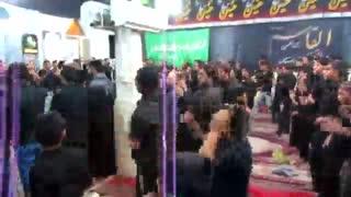 سجله ابکربلا /مداح حسن ساعدی
