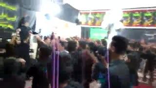 هل هلیله یرمله /مداح حسن ساعدی