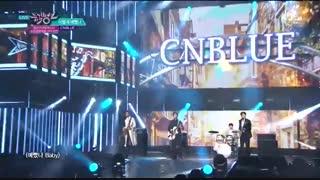 اجرای CNBLUE در KOREA Sale FESTA