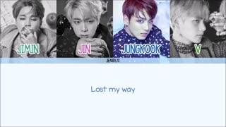 BTS lost lyrics