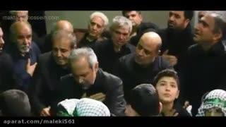 عزاداری در تاسوعای حسینی (زنجانی های مقیم مرکز)
