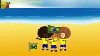 آواز خواندن فوتبالیستهای معروف