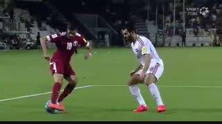 قطر ۱-۰ سوریه