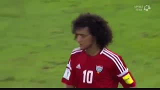 عربستان ۳-۰ امارات