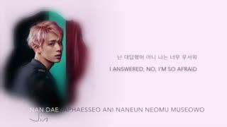 BTS Jin - 'Awake' [Han|Rom|Eng lyrics] [FULL Version] bts wings - solo jin (محشره هقق با این بیشتر از 10 بار زار زدم)