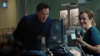 مصاحبه/تیزر/پشت صحنه از Doctor Strange