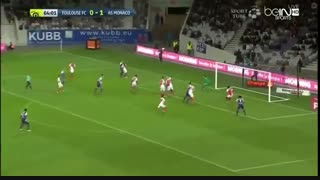 تولوز ۳-۱ موناکو