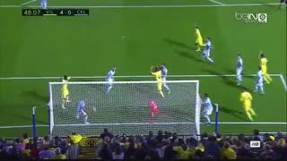 خلاصه بازی:  ویارئال  5 - 0  سلتاویگو