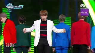 BTS - Am I wrong - Comeback Stage   M COUNTDOWN