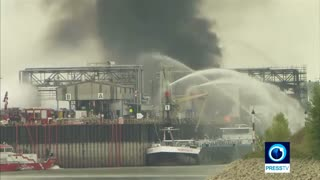 دست کم دو کشته و شش زخمی در انفجار کارخانۀ تولید مواد شیمیایی در غرب آلمان