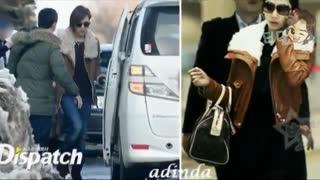 Jang Keun Suk and Park Shin Hye
