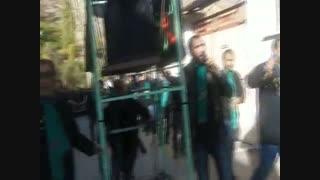 فیلم عزاداری ودسته روی روزعاشورا از روستای نیاک به کنارانجام