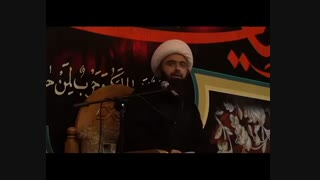 وظایف ما نسبت به محرم 8 - استاد شیخ علی زند قزوینی
