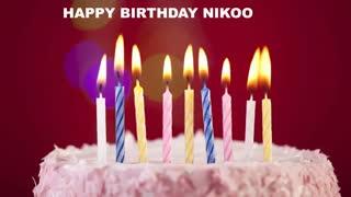 Happy Birthday Nikoo (*^_^*)  ....تولدت هپــــی نیکوییی خوشگلم