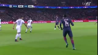 خلاصه بازی:  پاریس سنت ژرمن  3 - 0  بازل