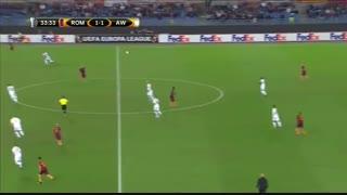 خلاصه بازی:  آ اس رم 3 - 3  آسترا وین