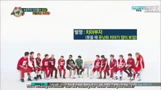Exo weekly idols eng sub