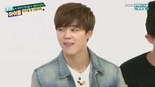 Bts weekly idols part2of3