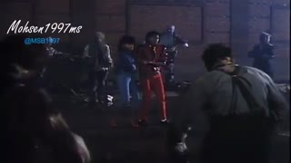 مایکل جکسون  Thriller  با زیرنویس فارسی