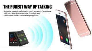 وی فون اس 8 کوچک ترین گوشی لمسی جهان / رسانه تصویری وی گذر