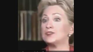 هیلاری کلینتون:اگه رییس جمهور بشم به ایران حمله میکنم
