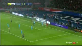 خلاصه بازی:  پاریس سنت ژرمن  0 - 0  مارسی