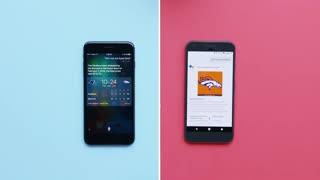مقایسه Apple Siri با Google Assistantدر سال 2016