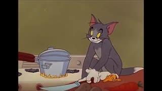 کارتون تام و جری سری قدیمی و خاطره برانگیز