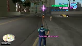 گیم پلی بازی Gta Vice City