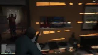 مد دزدی از خانه در بازی GTA V